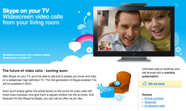 Mobile Video Calls set to take off as a result of TV Video