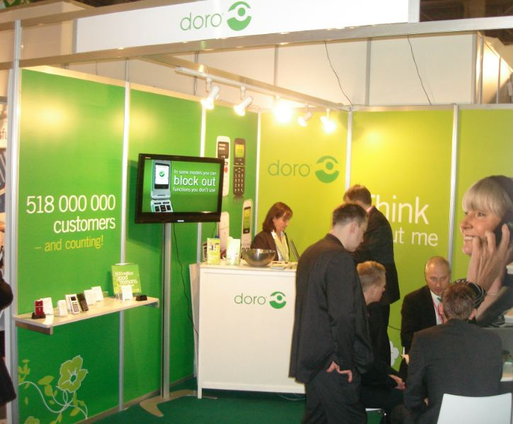Simple Exhibition Stand Out : Senior elder simple easy phones mhealth insight