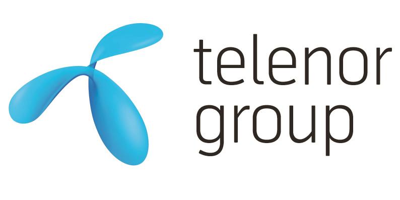 Telenor Group Logo