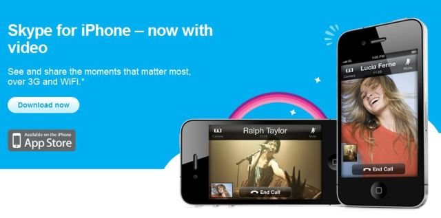 Skype Video Calling gets approved for iPhone  Will competition drive