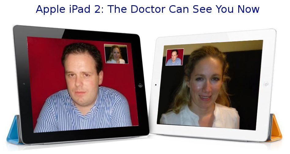 how to start using facetime on ipad