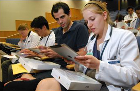Why Is A Medical School Justifying Tablet Provision With Excuses