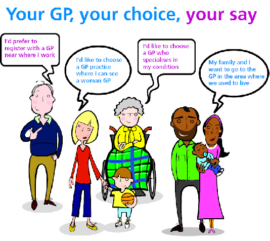Your Choice of GP: Could GPs simply innovate themselves ...