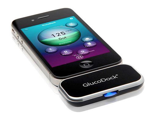 GlucoDock by VitaDock