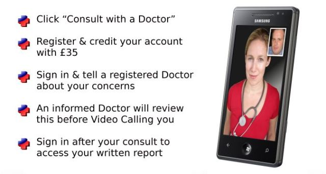 3G Doctor Homepage Image