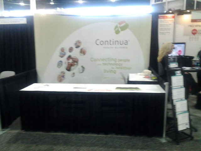 Continua Health Alliance at the 2012 mHealth Summit