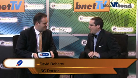 David Doherty 3G Doctor interview with Tony Sklar BNetTV
