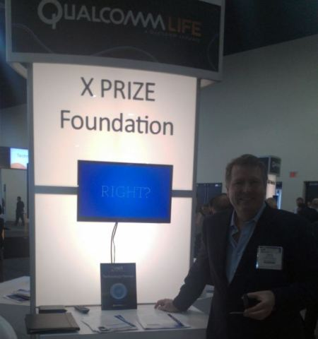 Mark Winter Senior Director Qualcomm Tricorder X Prize