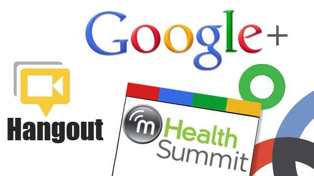 post mHealth Summit Google Hangout