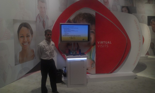 Virtual Visits Verizon mHealthSummit 2012