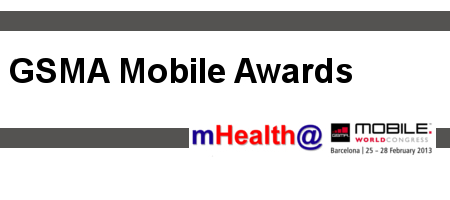GSMA GLOBAL MOBILE AWARDS