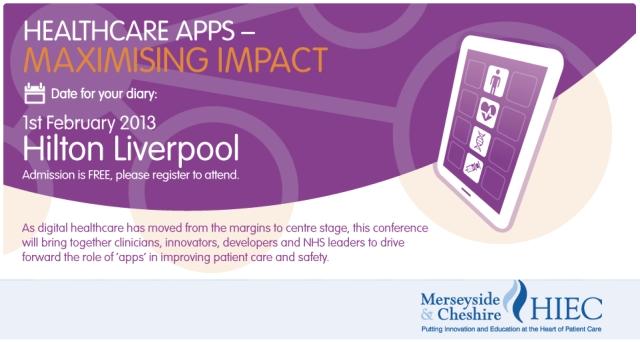 MCHIEC Healthcare Apps Maximising Impact