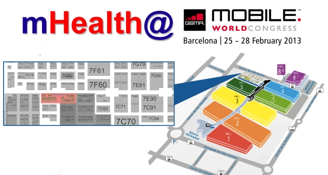 mHealth at Mobile World Congress 2013