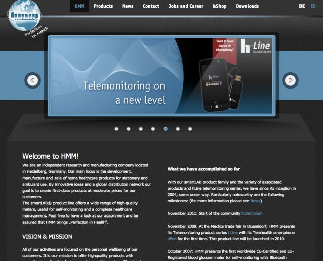 HMM Website
