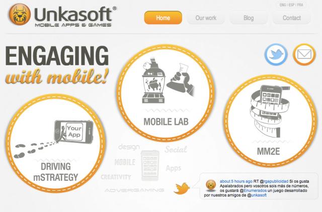 Unkasoft Website