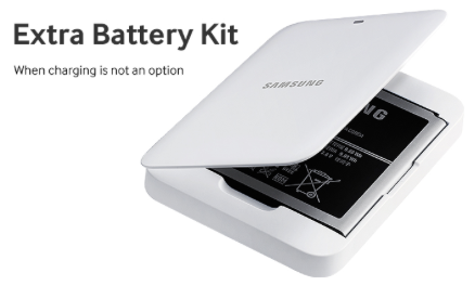 Extra Battery Kit