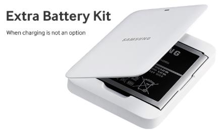 Extra Battery Kit