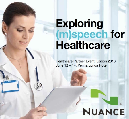 Nuance Healthcare Global Partner Meeting 2013