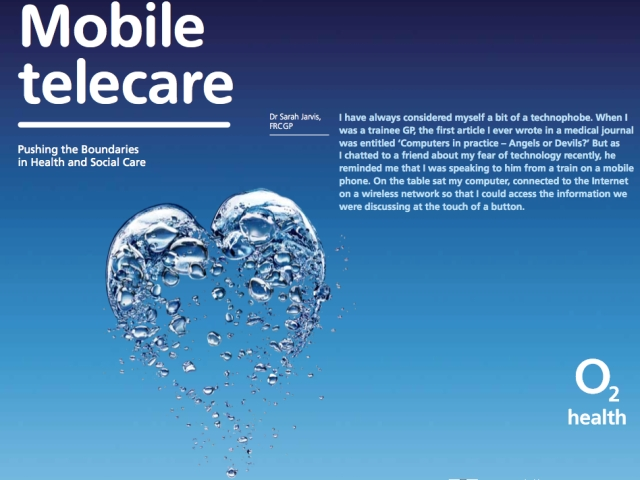 O2 Health Mobile TeleCare