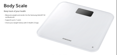 Samsung BodyScale