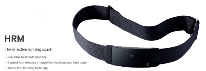 Samsung HRM Effective Running Coach Should GO with the Nike BioHeadphones like Apple