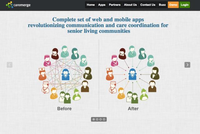 CareMerge Website