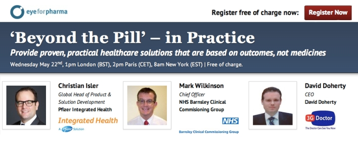 EyeforPharma Beyond the Pill Webinar