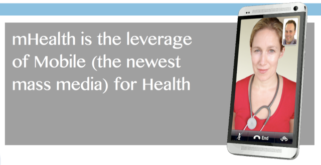 Definition of mHealth