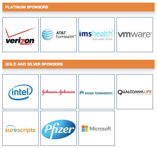 mhealth-summit-2013-sponsors