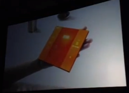 Samsung Foldable Everything is a Screen Form Factor
