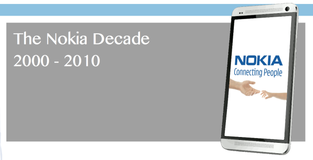 The Nokia Decade 2000 2010