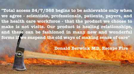 Donald Berwick Escape Fire Quote low res