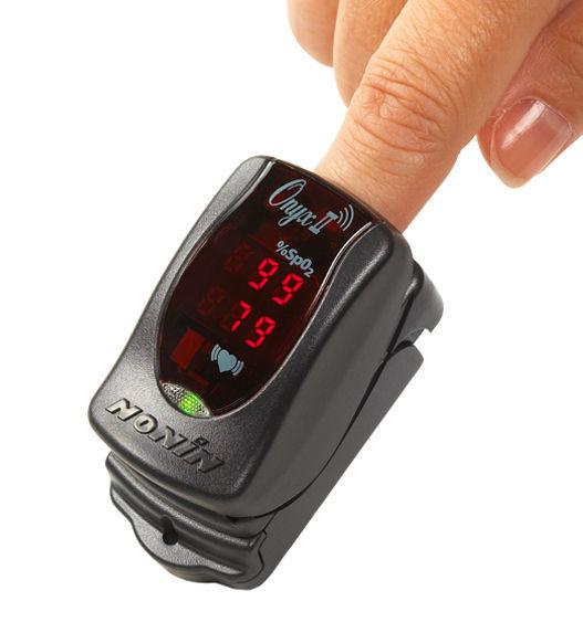 Nonin Onyx II Bluetooth Pulse Oximeter