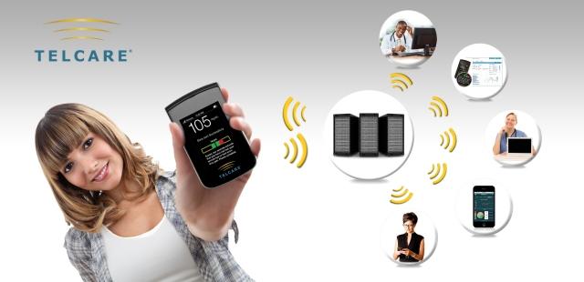 Telcare Cloud Connected BG Meter