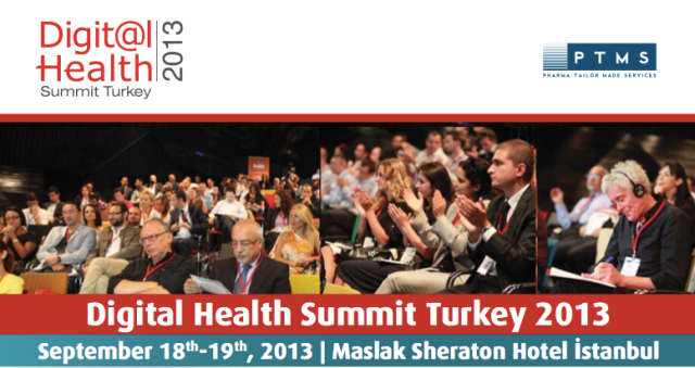 Digital Health Summit Turkey 2013