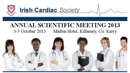 Irish Cardiac Society Annual Scientific Meeting 2013