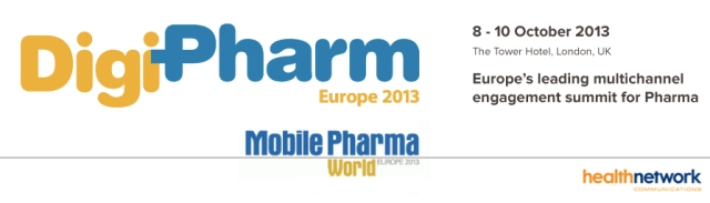 DigiPharma Europe and Mobile Pharma World 2013