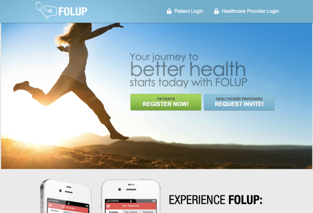 FOLUP Website