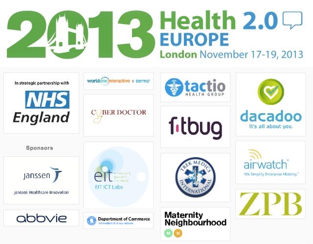 Health 20 Europe 2013