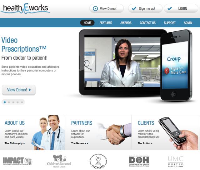 HealthEworks Website