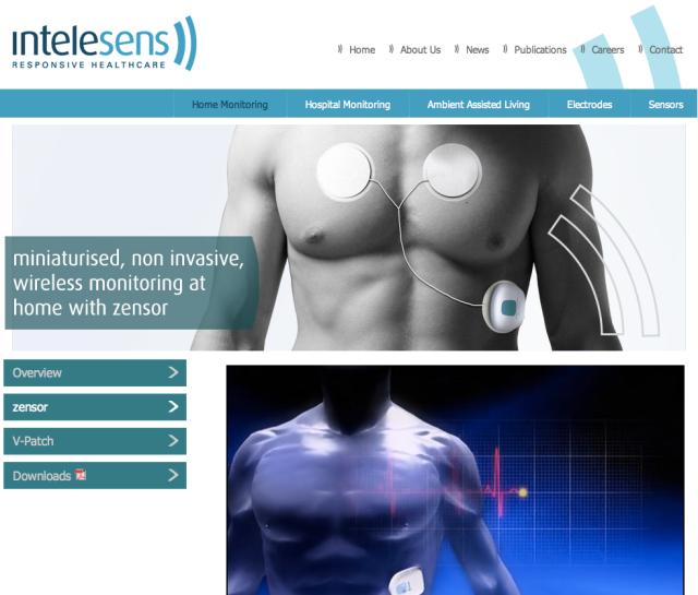 Intelesens Website