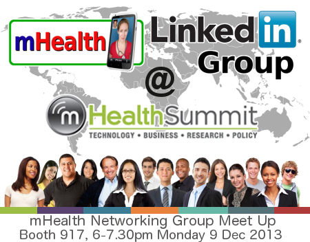 mhealth-networking-group-meet-up-at-the-mhealth-summit-2013