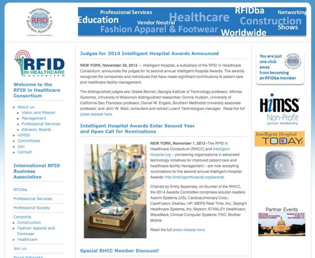 RHCC Website
