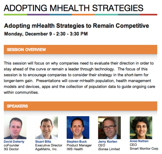 mHealth13 Adopting mHealth Stratgies to Remain Competitive
