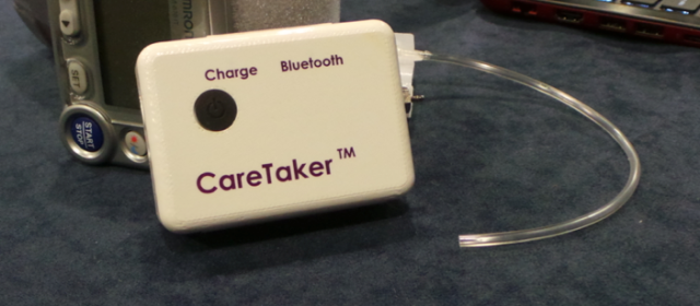 The CareTaker from Empirical Technologies #mHealth13