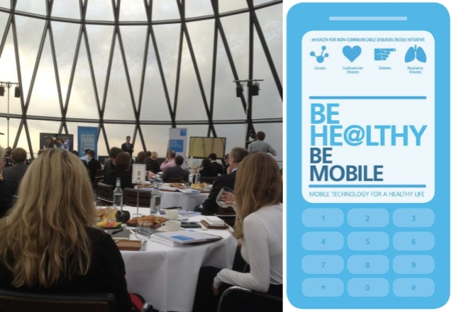 BUPA ITU mHealth for non communicable diseases initiative