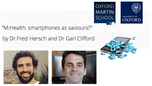 Oxford Martin School University of Oxford mHealth Smartphones as Saviours