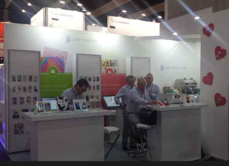 Case Station Cafe #MWC14