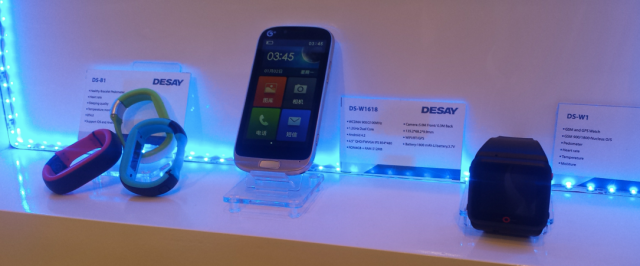 Desay CareHealth MWC14