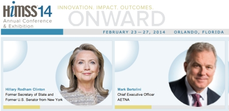 HIMSS14 Innovation Impact Outcomes Onward